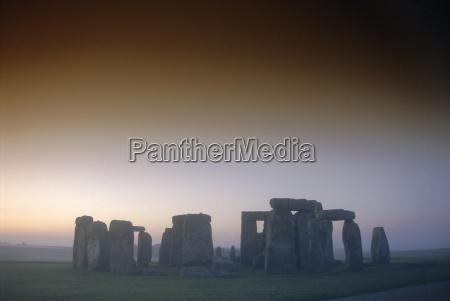 standing stone circle at suise stonehenge