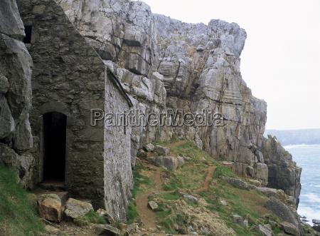 st govans celtic chapel dating from