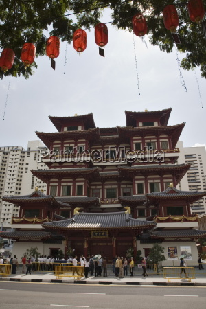 new buddha tooth relic temple and