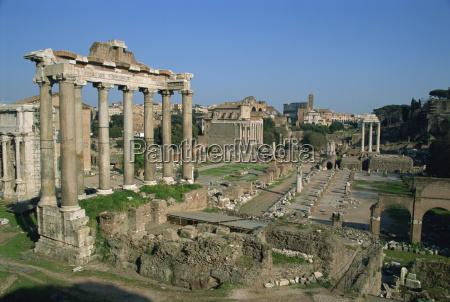 the forum unesco world heritage site