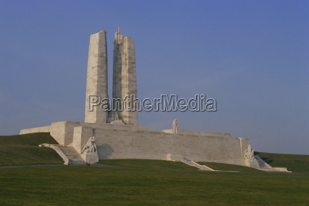 first world war vimy canadian memorial