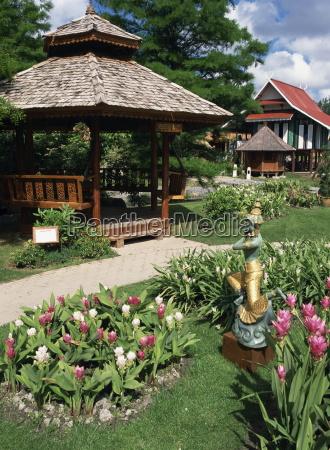 asiatic garden zone floriade 2002 holland