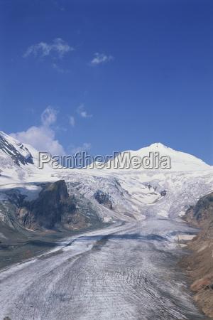 the grossglockner gross glockner glacier the