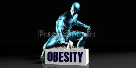 get rid of obesity