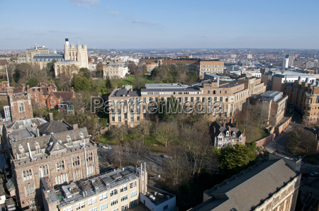 university area bristol england united kingdom