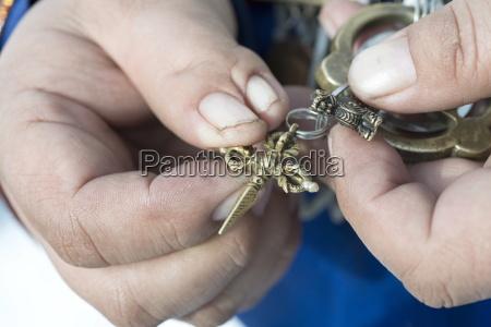 buryat shaman valentin khagdae with the
