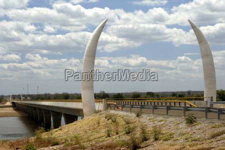 unity bridge recently opened border between