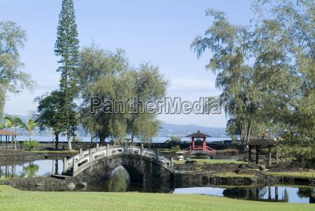 liliuokalani gardens hilo island of hawaii