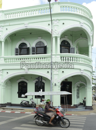 standard chartered bank building phuket town