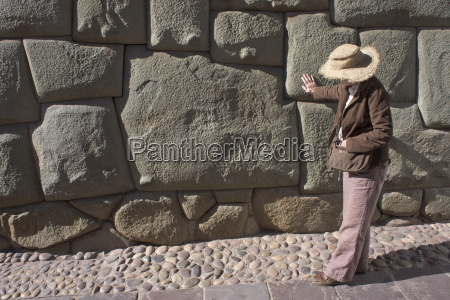 magnificent example of inca craftsmanship shown