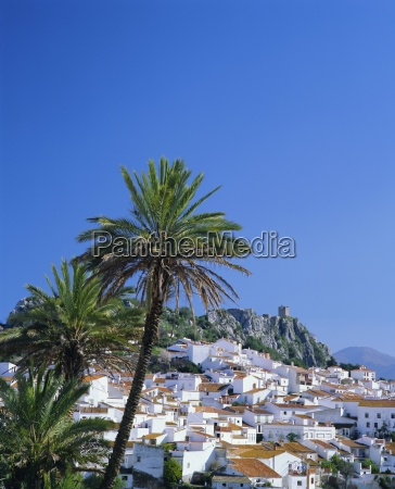 gaucin one of andalucias many white