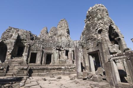 bayon temple late 12th century buddhist