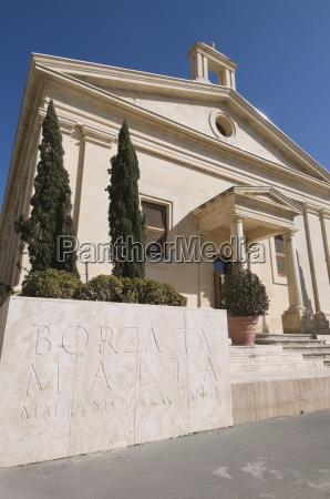 stock exchange valletta malta europe