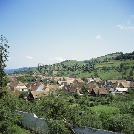 biertan transylvania romania europe