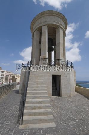 bell tower near fort st elmo