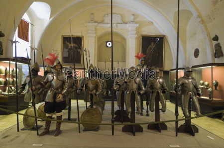 the armory grand masters palace valletta