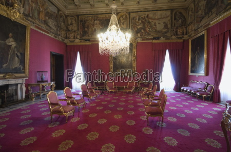 room in the grand masters palace