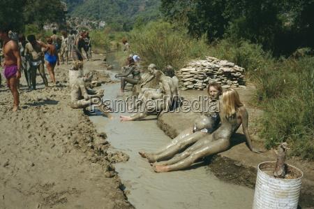 ilica thermal mud baths claimed to