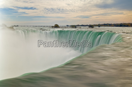 blurry slow motion water at the
