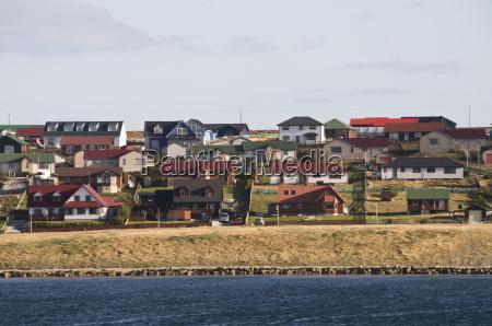 new housing port stanley falkland islands