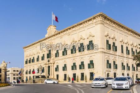 auberge de castille office of the