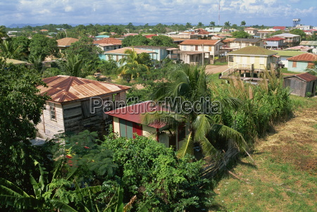 dangriga capital of the garifuna community