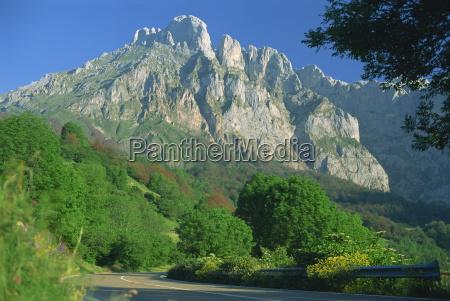 pico de la padierna 2319m central