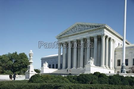 supreme court building washington dc united