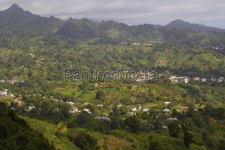 mesopotamia valley near kingstown st vincent