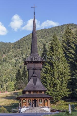 church poiana brasov transylvania romania europe