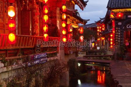 city of lijiang unesco world heritage