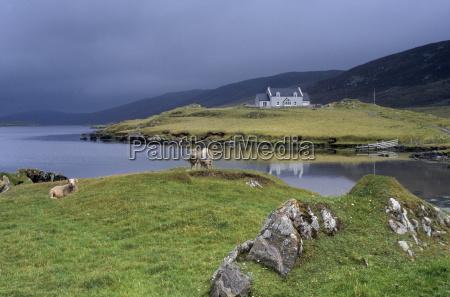 hogaland whiteness mainland shetland islands scotland