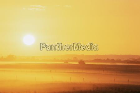 sun and fields robe south australia