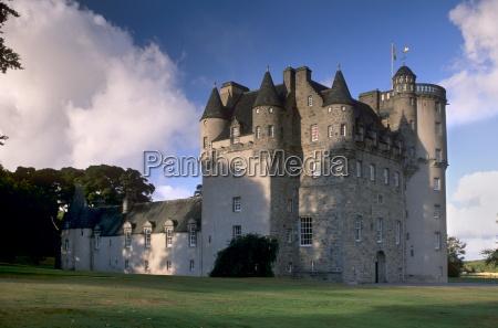 castle fraser a 16th century castle