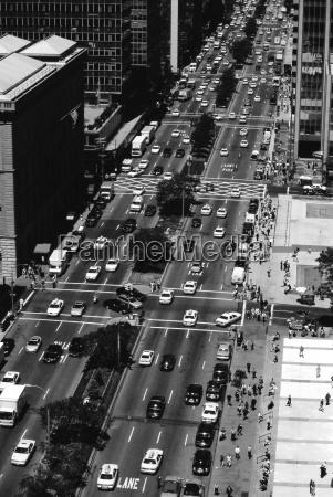 six lane new york usa