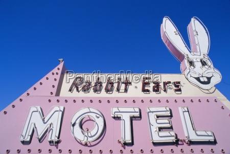 rabbit ears motel colorado usa
