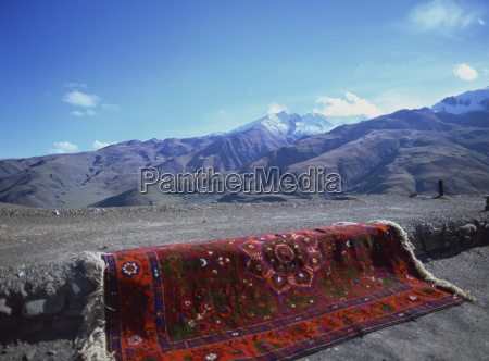 remote village of xinaliq in the