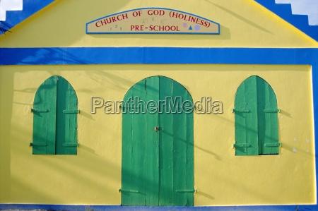 pre school anguilla