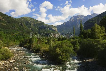 valle de broto parque nacional de