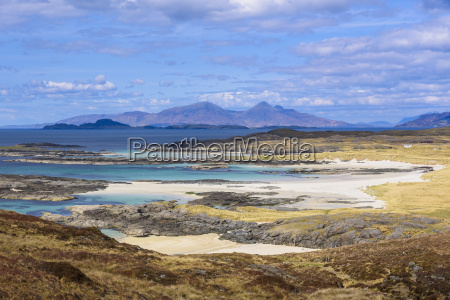 sanna beaches ardnamurchan peninsula lochaber highlands