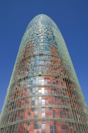 agbar tower by architect jean nouvel