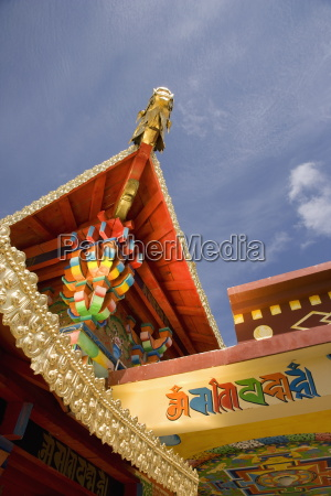ganden sumsteling gompa songzanlin si buddhist