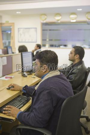 automated call centre vcustomer company delhi