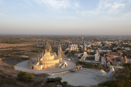 jain temple newly constructed at the