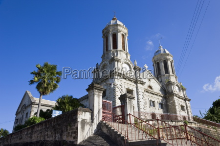 st johns cathedral st johns antigua