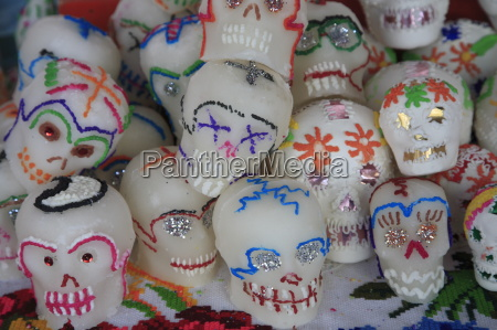 sugar candy skulls day of the