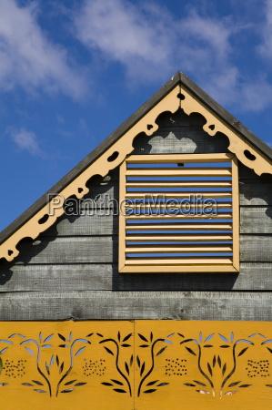 architectural detail in montego bay jamaica
