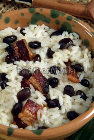 moros y cristianos black beans rice