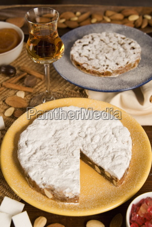 panforte of siena a cake made