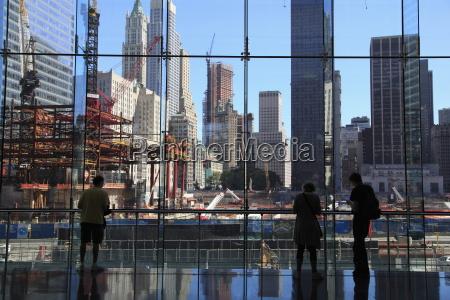world trade center site ground zero